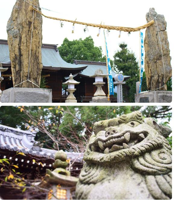 賀茂神社(かもじんじゃ)